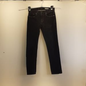 Aeropostale Slim Straight 27/28 Stretch Blue Jeans